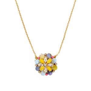 Kate Spade Bungalow Bouquet Necklace